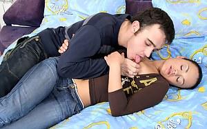 Free Teen Tit Sucking XXX Pictures